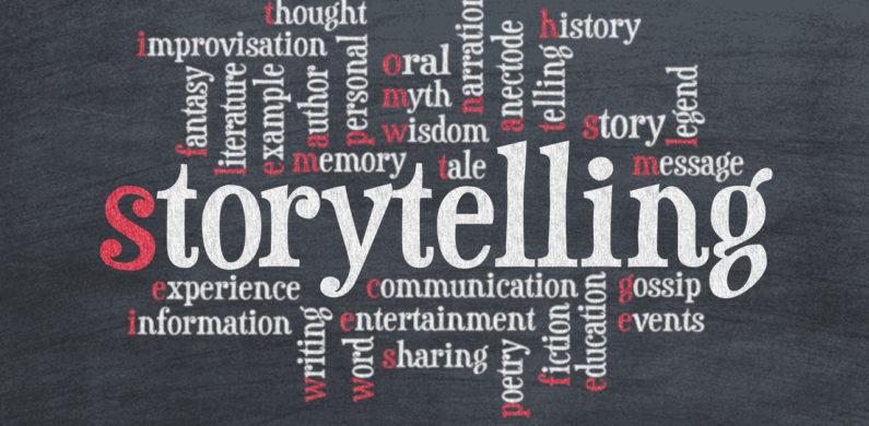 storytelling keywords